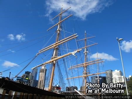 [墨爾本]悠閒午后散步-濱海港區Docklands