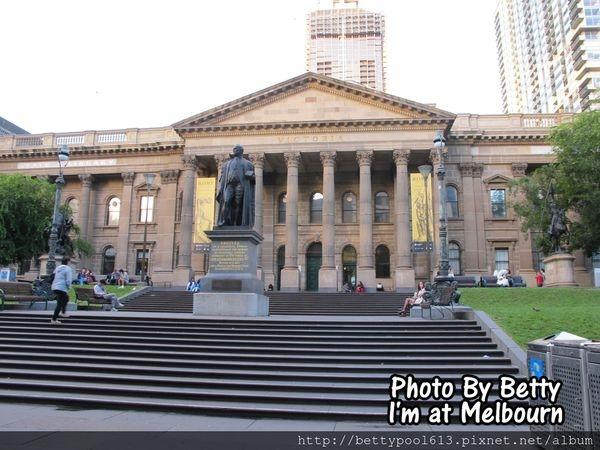 [墨爾本]維多利亞州立圖書館State Library of Victoria