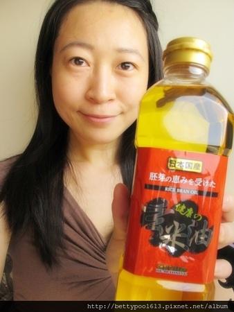 [女人知己試用]享用好油烹飪♥GENHAO日本玄米油♥食在好健康