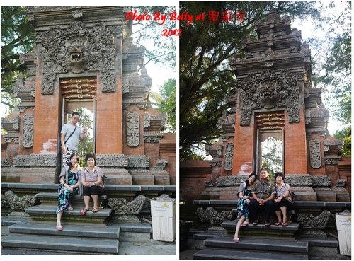 [巴里島]傳說中的卡威山 安普耳聖泉廟Pura Tirta Empul