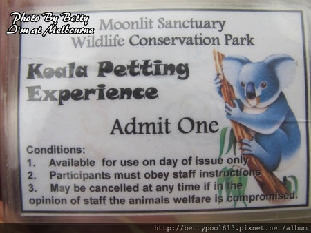 [墨爾本]Moonlit Sanctuary Wildlife Conservation Park野生動物園