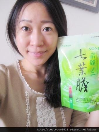 [女人知己試用大隊]照顧熬夜者、加班者的小幫手-珍果諾麗七葉膽綠茶