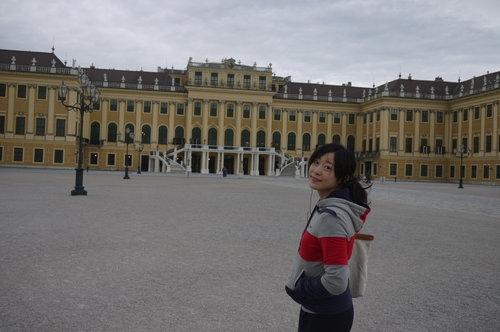 [維也納]2011東歐蜜月Day7:熊布郎宮、貝維帝爾宮、百水公寓