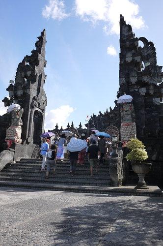 [峇里島]背包客也報到:Denpasar婆羅福圖塔觀光