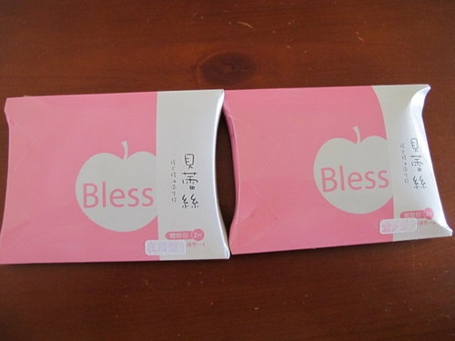 [女人知己試用大隊]貝蕾絲-天然複方精油衛生棉