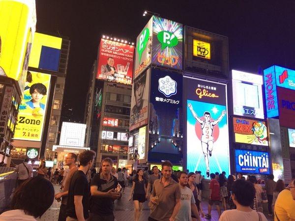 【旅遊】大阪。心齋橋、道頓堀、美國村、戎橋筋:地圖簡單搞懂|不小心就讓你失心瘋!