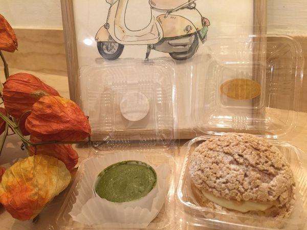 高雄爆紅超人氣排隊手作甜點::小黃窩窩,行動ㄅㄨㄅㄨ餐車,終於有店面了