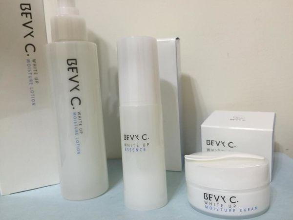 Bevy c. 極淬美白系列 美白產品你找對了嗎? 炎炎夏日 美白的同時兼顧保濕清爽的原則