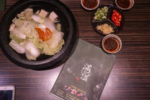 [新竹美食]滿溢火鍋燒肉吧 || 新竹傳承多年的經典沙茶火鍋