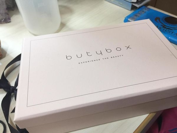 Butybox 7月美妝體驗盒