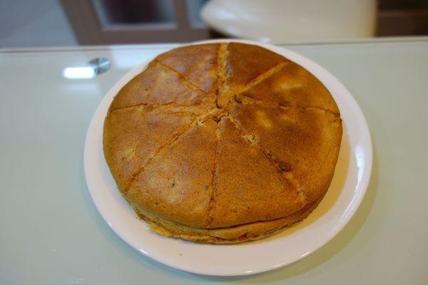 【蛋糕DIY】酒釀葡萄乾戚風蛋糕
