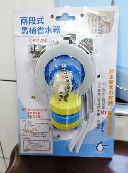 【購物】特力屋購入~前壓式馬桶二段省水裝置,居家省水一級棒