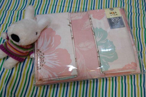 【體驗】HOLA購入HH花拓序曲莫代爾床包枕套組~夏天就是需要這種透氣涼爽的好床組