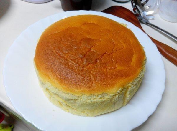 【蛋糕】輕乳酪蛋糕食譜、作法~