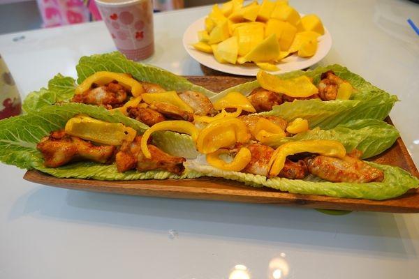 【好物】HH桑梧洋槐木長型大盤~木質餐盤替餐桌美食加分