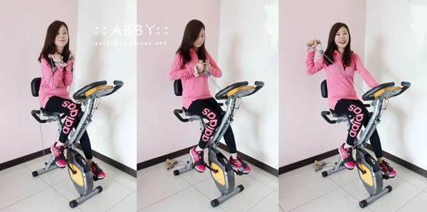 │居家健身│近期很夯的拉繩運動→好吉康XR-G3磁控健身車通通包啦 (13).jpg