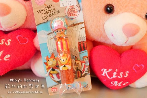 美妝 / 超人氣日本動漫OnePiece海賊王喬巴護唇膏 讓你擁有棉花糖般嘟嘟唇 日本原裝進口&航海王正版授權 ❤