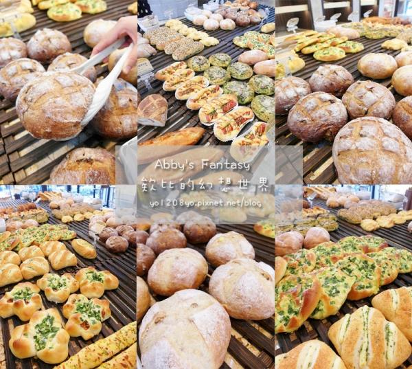 比臉還大的麵包歌 Bread Song Bakery ❤ 新北板橋麵包美食 悠閒的下午茶時光 近板橋435藝文特區 ❤
