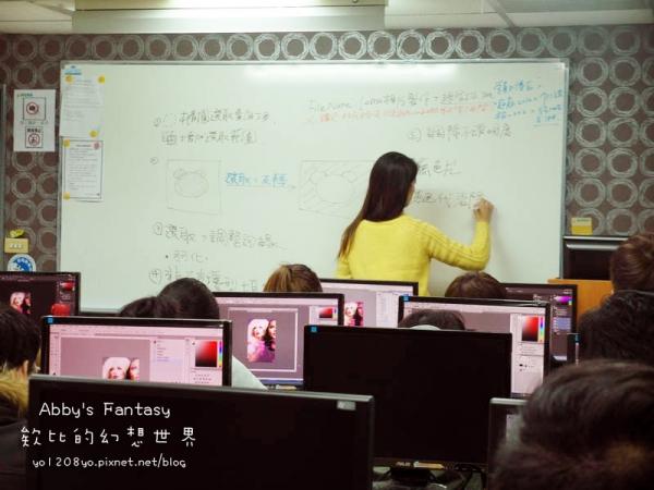 電腦課程 ■ Photoshop影像處理與應用課程分享,聯成電腦 進修學習的好夥伴 ❤