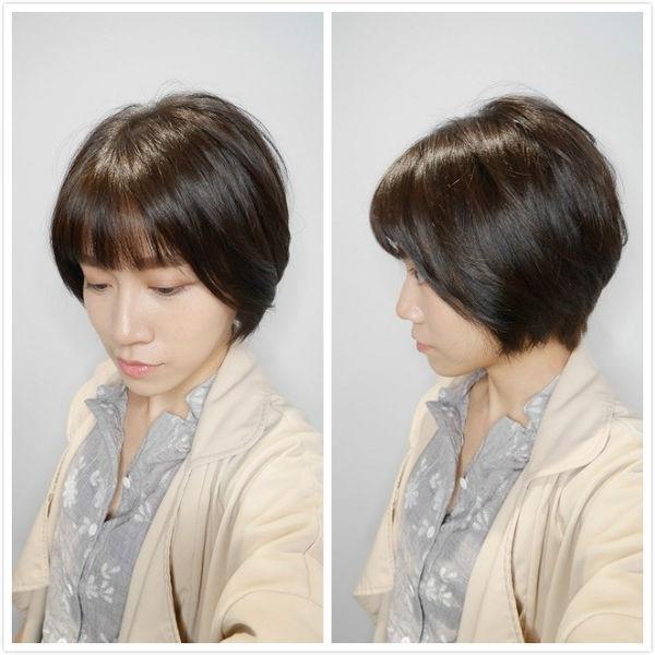 ﹝捷運中山站﹞Soleil Hair 韓系氣質深髮色,KiKi特調深可可~甜美帥氣都難不倒我!