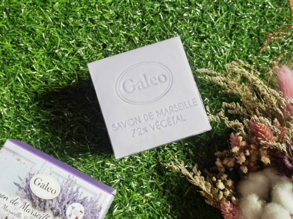 居家香氛保養,法國百年經典:【GALEO格拉斯】薰衣草馬賽植皂,100%手工~~