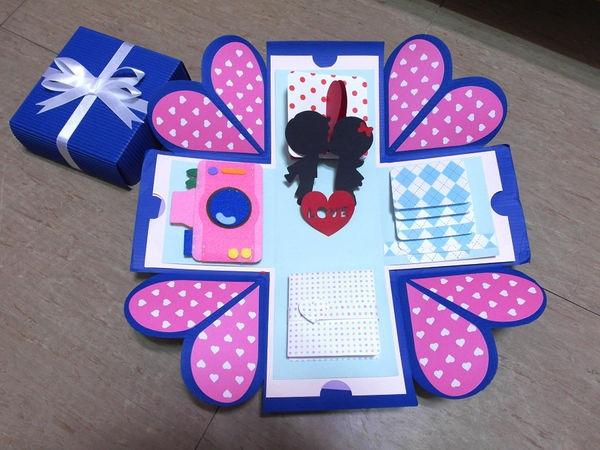 手殘也能做出精美手工卡片:愛禮物都幫你設計好了!