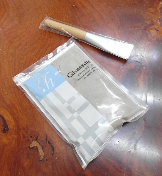 日本暢銷泥膜,肌膚大掃除一次就OK:Ghassoul摩洛哥火岩泥膜
