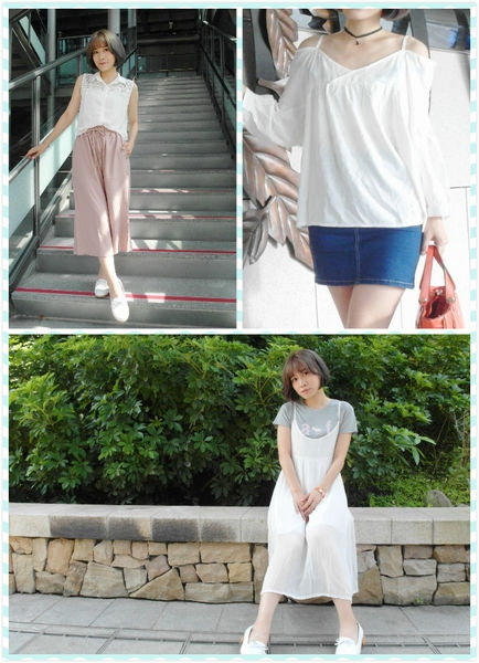 炎夏這樣穿不悶熱!三種場合,用小資穿出流行元素:嘉蒂斯時尚女裝。