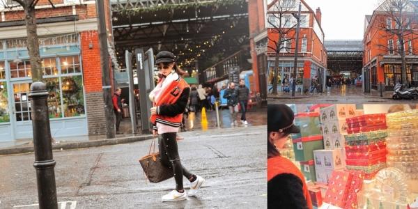 【英國倫敦.市集挖寶】Old Spitalfields Market老斯皮塔佛德市集、紅磚巷Brick Lane街頭塗鴉文化、Sunday Upmarket市集.街頭藝人、古董新潮玩意兒、次文化集散地
