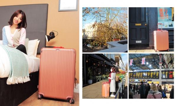 【折扣碼】Air Angels天使牌行李箱.輕量好推跟著我遊歐洲的平價旅行箱