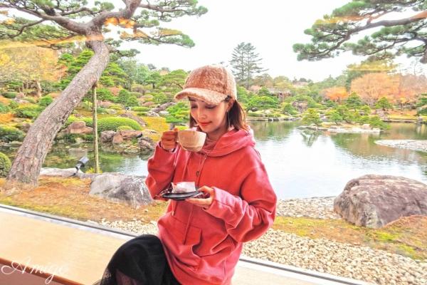 日本松江島根 由志園
