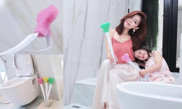 【家事清潔】主婦的打掃時間-3M百利菜瓜布馬桶刷 香水系列.乾淨不沾手廁所又香噴噴