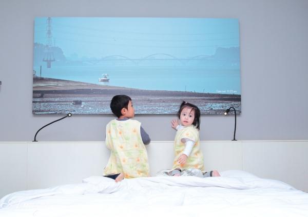 【育兒好物】日本Hoppetta六層紗波爾卡背踢背心/成長型睡袍.風靡媽咪圈寶寶安心睡眠不踢被的育兒法寶