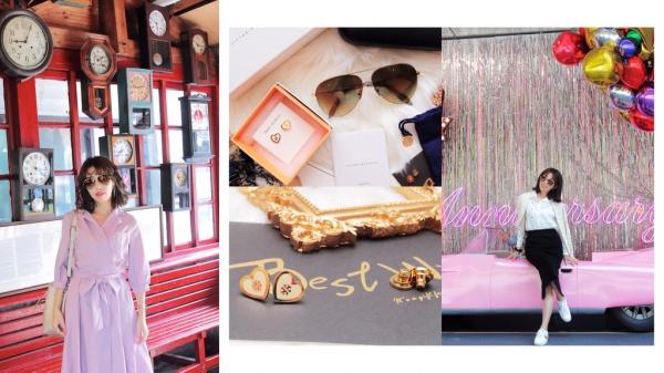 【網購】Shopbop感恩節瘋狂折扣季生火清單(折扣碼)&Victoria Beckham 經典飛行員太陽眼鏡+Tory Burch金釦心型耳環開箱
