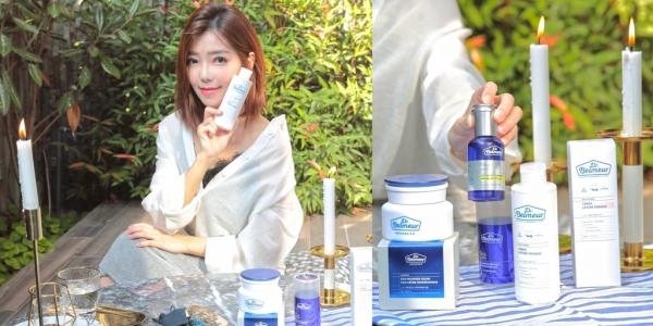 【保養】THE FACE SHOP肌本博士系列藍色小安瓶,重回肌膚舒適圈.快跟上韓妞的CICA美妝風潮-積雪草胜肽安瓶