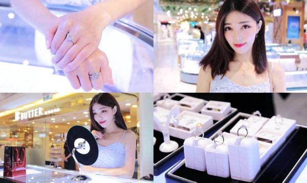 【珠寶】AUROGEM 歐莉寶珠寶.都會奢華高級訂製珠寶,婚戒、對戒時尚品牌~