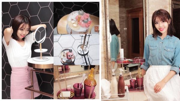 【收納】日本雜貨風居家小物收納,美美地收好妳的首飾、零食、衛浴用品.日本山崎生活美學YAMAZAKI