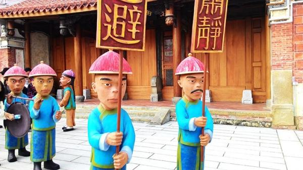 【高雄景點】鳳儀書院~帶你穿越時空到清朝~台灣最大的清朝古書院