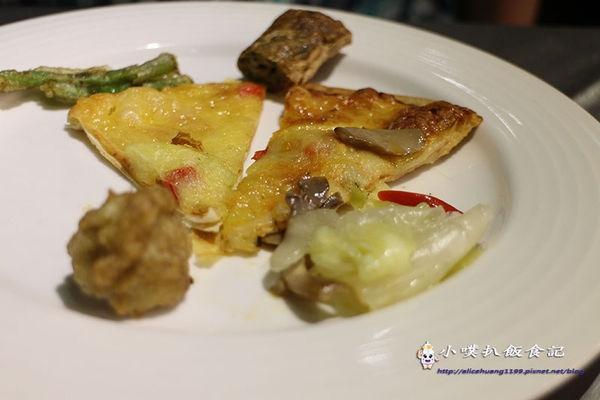 【台北美食】春天素食(下午茶)(吃到飽)~精緻蔬食的饗宴