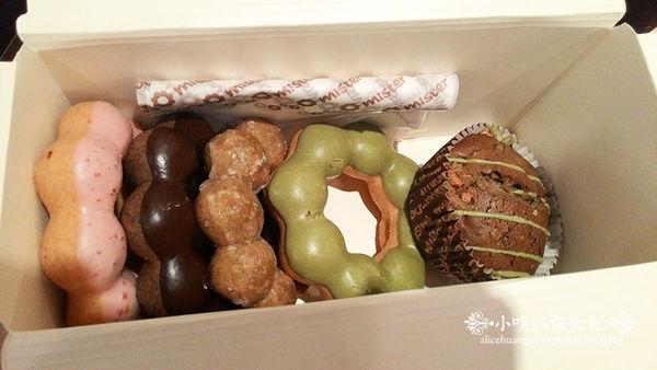 【美食介紹】Mister Donut波堤獅~夏は.お抹茶第三彈新發售(7-11集點優惠)