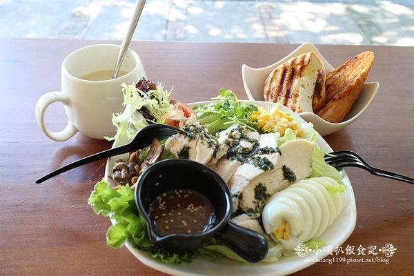 【永和美食】豐滿早午餐~CP值破錶&小資族最佳選擇(永和仁愛公園內)