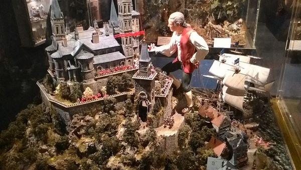 小小世界真奇妙~1:12縮小比例世界~令人驚嘆連連的袖珍博物館