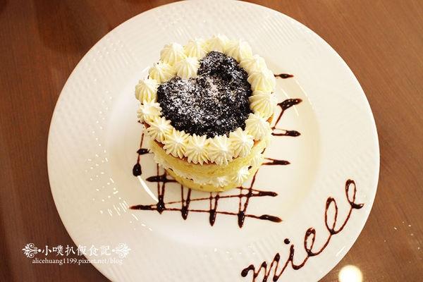 【板橋美食】『Miele咖啡館 - 米蕾』~溫馨家庭風早午餐~平價輕食好處所