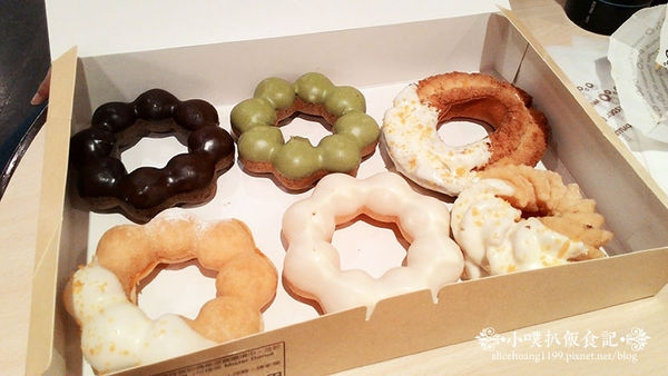 【美食介紹】Mister Donut波堤獅~仲夏新食感(酸甜優格+台灣芒果)