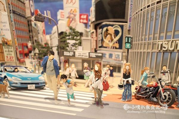 【台北。華山文創。展覽】日本紙雕王太田隆司特展/微型下的小小都市縮影/嘆為觀止的紙雕藝術