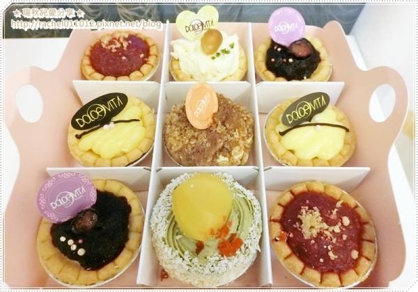 【宅配甜點】多茄米拉 - 米拉繽紛塔 (母親節蛋糕首選)