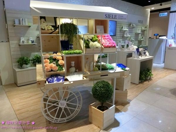 【品牌茶會】SIELE & Roof Garden ~ 蝴蝶蘭煥白修護水凍膜
