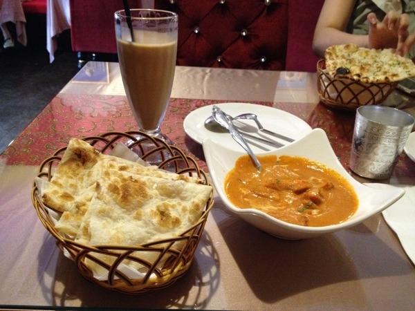 <異國料理>瑪哈印度餐廳-平日限定的商業午餐