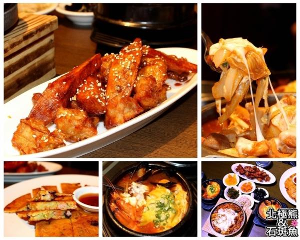 <韓式料理>玉豆腐韓國料理(夢時代店)-驚艷味蕾之超美味韓式套餐,每日現做口感優質嫩豆腐/五種小菜無限享用