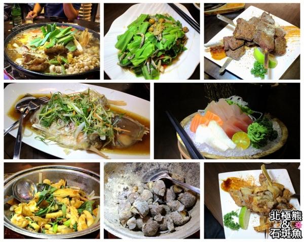 <中式餐廳>虎鮮食-精緻燒烤熱炒,爽快喝酒的好地方